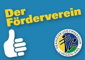 Einladung zur außerordentlichen Mitgliederversammlung des Fördervereins Franziskusgymnasium Lingen e.V. am 23.09.2020