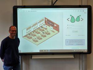 Denksport statt Leistungssport – Das Franziskusgymnasium lehrt Informatik mit neuem E-Learning-Tool