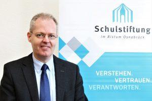 Brief unseres Stiftungsschulrats Thomas Weßler an alle Schülerinnen und Schüler