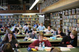 Die Mathematik-Olympiade geht in eine neue Runde