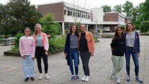 Austausch trotz Corona: Vier Französinnen am Franziskusgymnasium Lingen